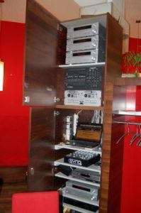 Albatros Audioanlage