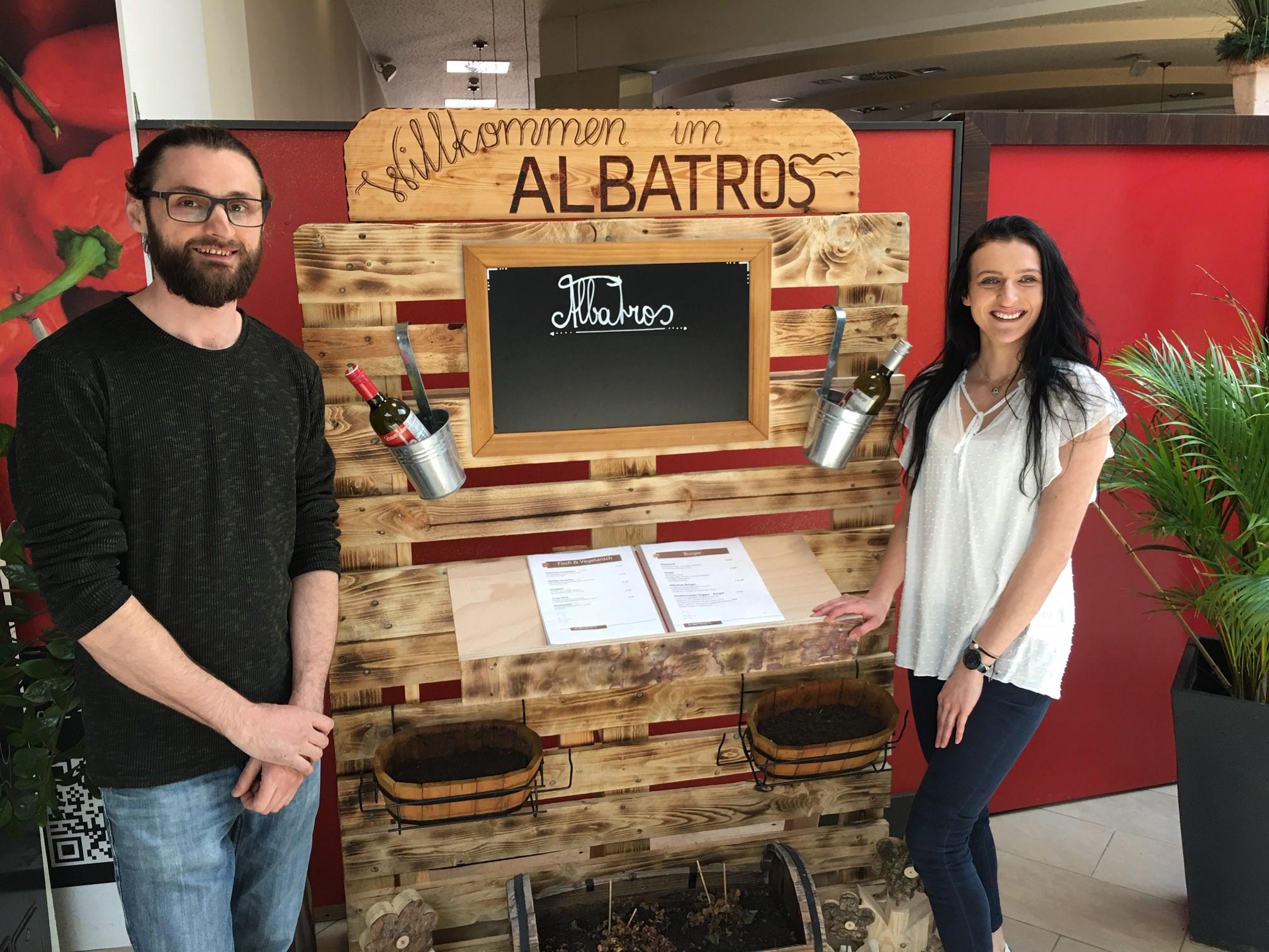 Info : Restaurant  Albatros – wieder GEÖFFNET !!